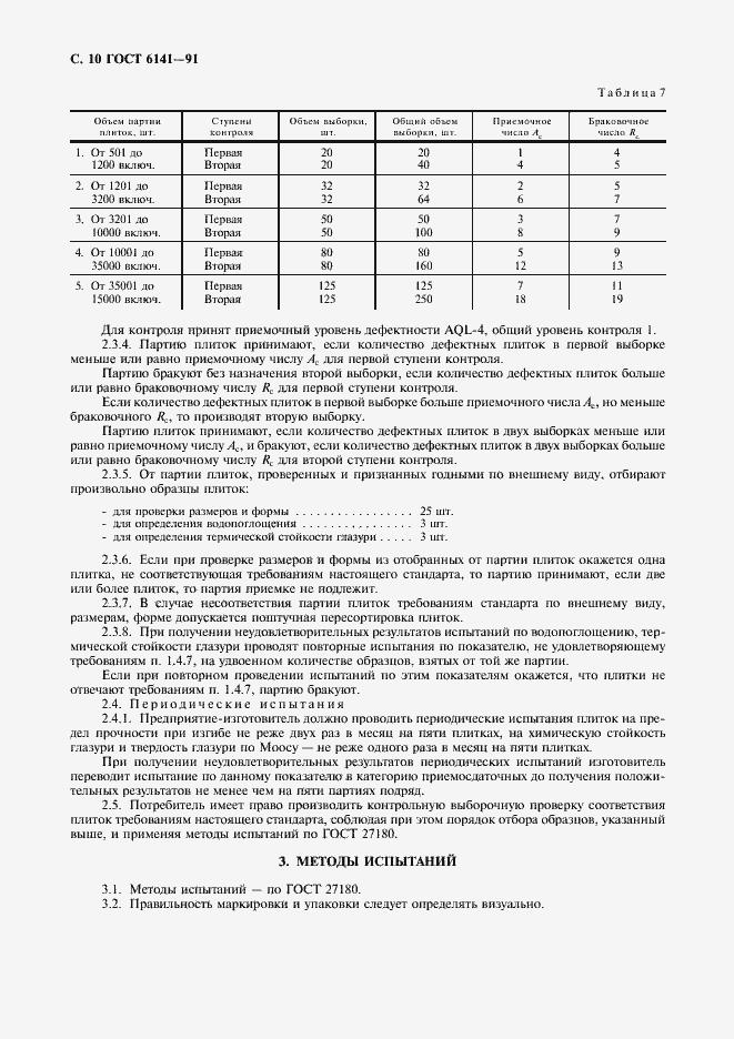 ГОСТ 6141-91. Страница 11