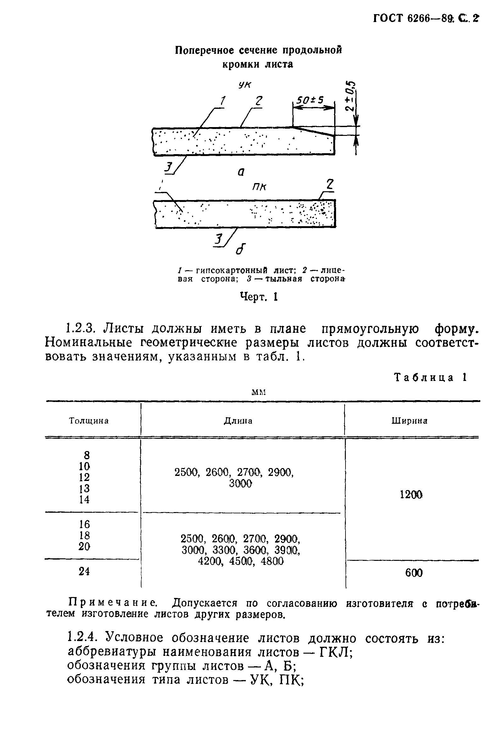 Гост 6266 89