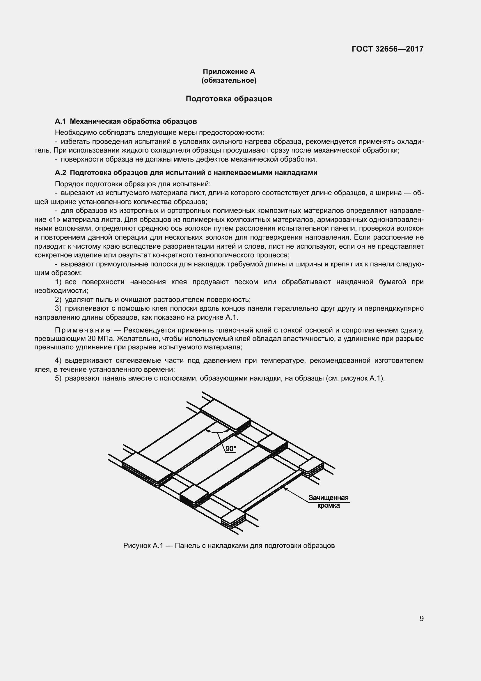 ГОСТ 32656-2017  Композиты полимерные  Методы испытаний  Испытания